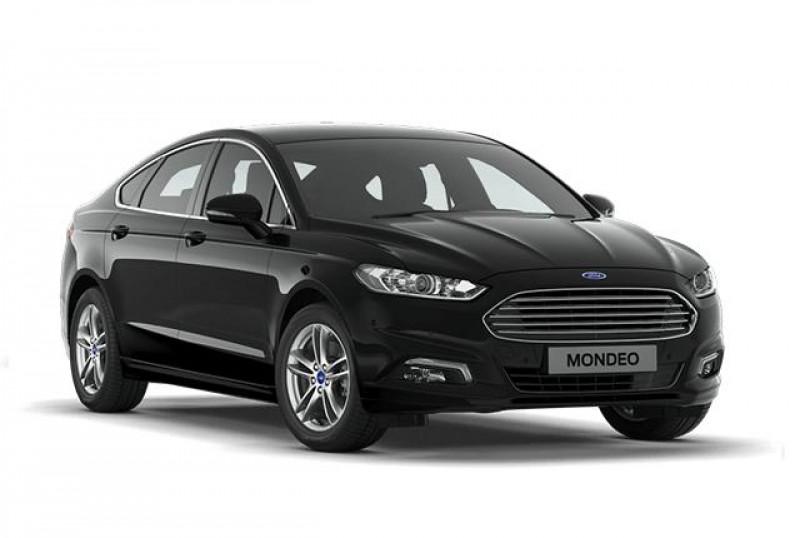 Ford Mondeo 2.0 HYBRID 187ch Vignale BVA 4p Noir occasion à DRAGUIGNAN