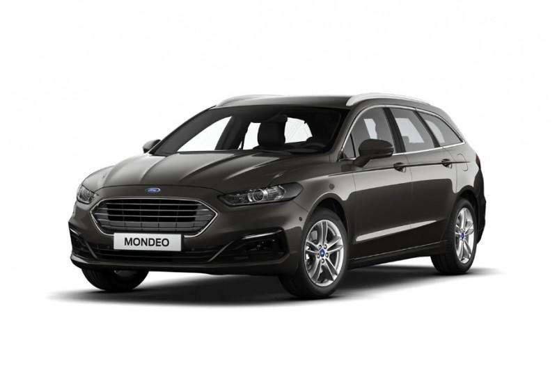 Ford Mondeo 2.0 HYBRID 187ch Vignale BVA 4p Gris occasion à PERPIGNAN