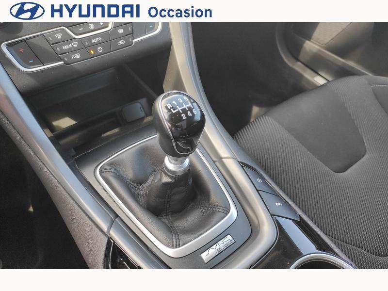 Ford Mondeo 2.0 TDCi 150ch Titanium 5p Noir occasion à CASTRES - photo n°16