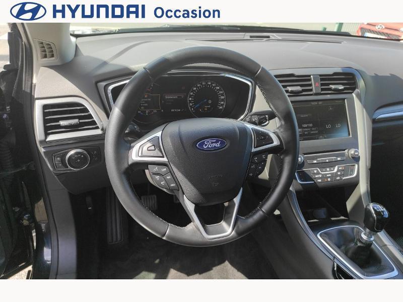 Ford Mondeo 2.0 TDCi 150ch Titanium 5p Noir occasion à CASTRES - photo n°13