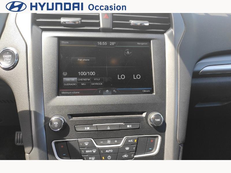 Ford Mondeo 2.0 TDCi 150ch Titanium 5p Noir occasion à CASTRES - photo n°15