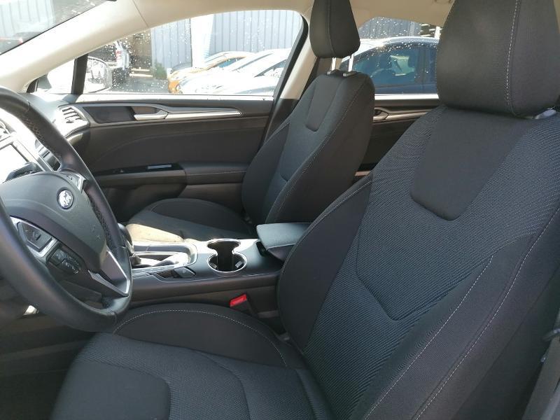 Ford Mondeo 2.0 TDCi 150ch Titanium PowerShift 5p Euro6.2 Blanc occasion à Fleury-les-Aubrais - photo n°13