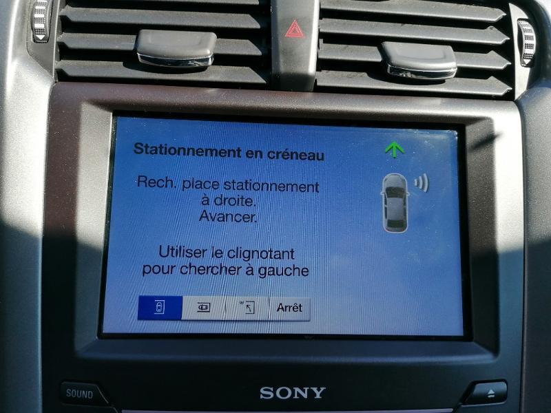 Ford Mondeo 2.0 TDCi 150ch Titanium PowerShift 5p Euro6.2 Blanc occasion à Fleury-les-Aubrais - photo n°19