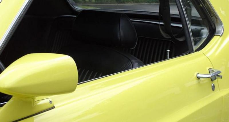 Ford Mustang 1969 prix tout compris Jaune occasion à PONTAULT COMBAULT - photo n°4