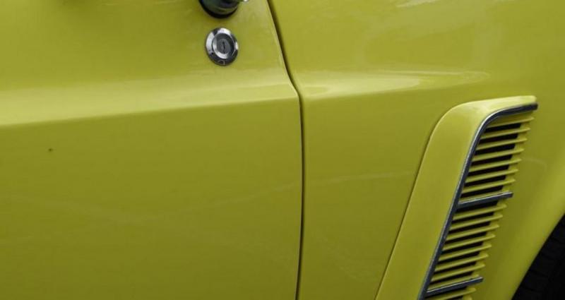 Ford Mustang 1969 prix tout compris Jaune occasion à PONTAULT COMBAULT - photo n°3