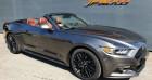 Ford Mustang 2.3 ECOBOOST 18000 KM!!! 2.3 ECOBOOST CABRIOLET BVA Gris 2016 - annonce de voiture en vente sur Auto Sélection.com