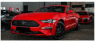 Ford Mustang 2.3 ECOBOOST 290CH Rouge à Villenave-d'Ornon 33