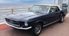 Ford Mustang 289 Cabriolet BA Bleu à MONACO 98