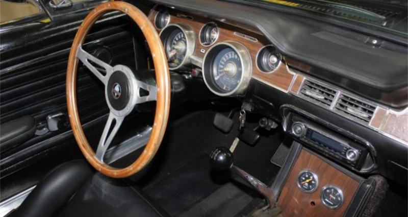 Ford Mustang 351 v8 1968 prix tout compris Jaune occasion à PONTAULT COMBAULT - photo n°3