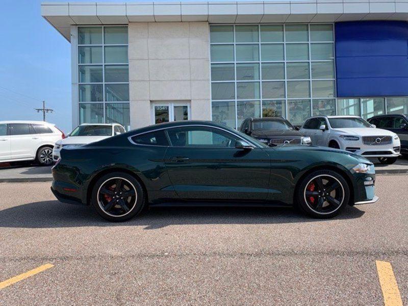 Ford Mustang BULLITT 2019  Vert occasion à Montgeron - photo n°8