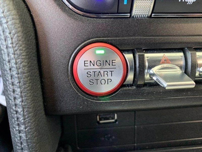 Ford Mustang BULLITT 2019  Vert occasion à Montgeron - photo n°3