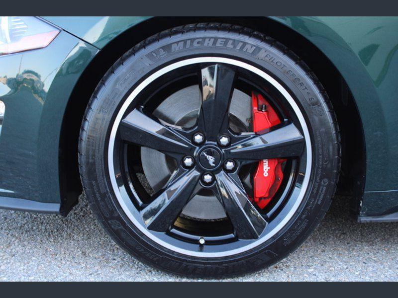 Ford Mustang BULLITT 2019 Vert occasion à Montgeron - photo n°4
