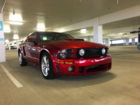 Ford Mustang , garage DALLAS MOTOR à Chambéry
