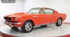 Ford Mustang Fastback v8 1966 prix tout compris Rouge à Paris 75
