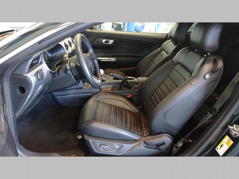 Ford Mustang FASTBACK V8 5.0 Bullitt  occasion à SAINT-GREGOIRE - photo n°6