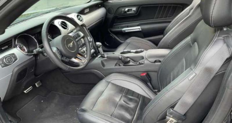 Ford Mustang Fastback VI 5.0 V8 421ch GT BVA6 Garantie & Livrée Noir occasion à Mudaison - photo n°2