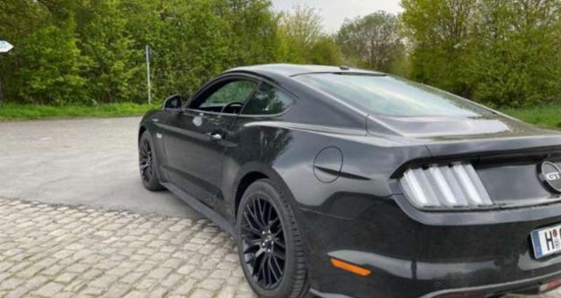 Ford Mustang Fastback VI 5.0 V8 421ch GT BVA6 Garantie & Livrée Noir occasion à Mudaison - photo n°6