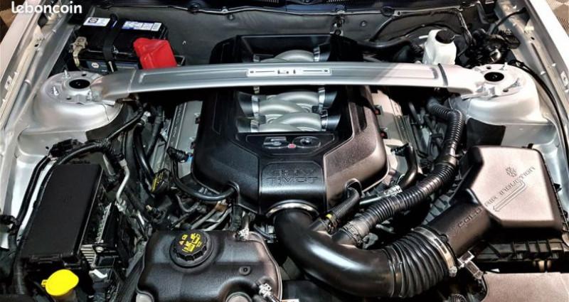Ford Mustang gt 5.0l bva 2012  occasion à Saint Jeannet - photo n°5