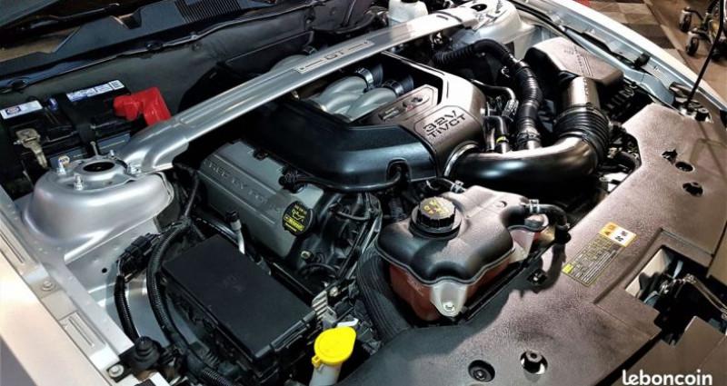 Ford Mustang gt 5.0l bva 2012  occasion à Saint Jeannet - photo n°4
