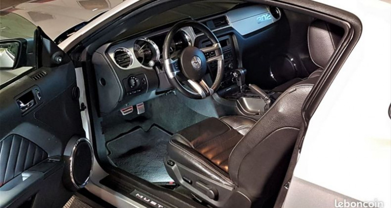 Ford Mustang gt 5.0l bva 2012  occasion à Saint Jeannet - photo n°6
