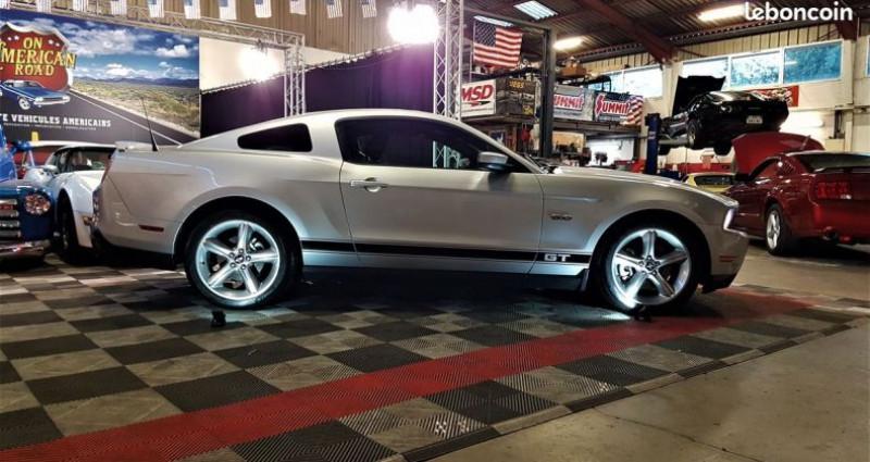 Ford Mustang gt 5.0l bva 2012  occasion à Saint Jeannet