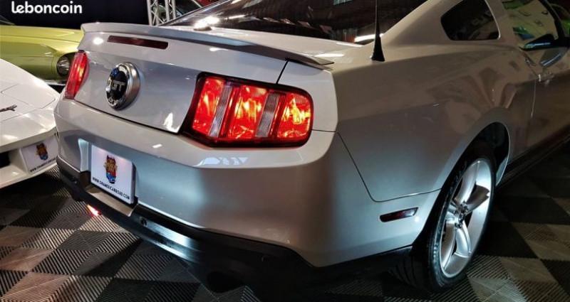Ford Mustang gt 5.0l bva 2012  occasion à Saint Jeannet - photo n°3