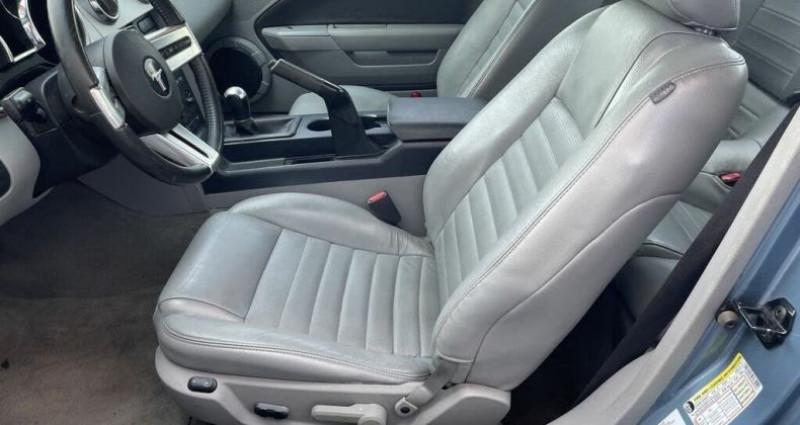 Ford Mustang Gt deluxe coupe prix 2006 tout compris hors homologation 450 Bleu occasion à Paris - photo n°2