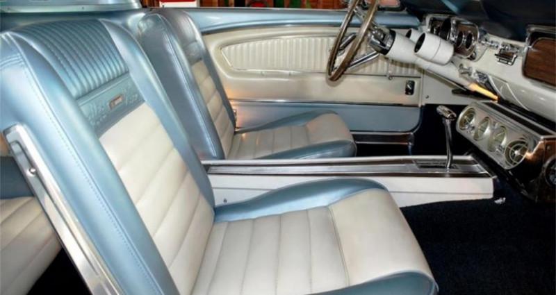 Ford Mustang Gt fastback v8 1965 prix tout compris Gris occasion à PONTAULT COMBAULT - photo n°6