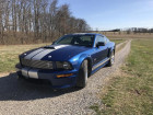 Ford Mustang GT350 SHELBY ATMO RARE METALLIC BLUE  à Montgeron 91