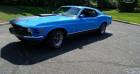 Ford Mustang Mach 1 1970 - V8 351Ci - Boite Manuelle Bleu à Villennes Sur Seine 78
