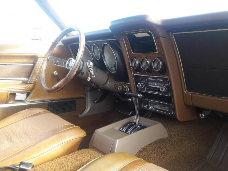 Ford Mustang Mach 1 72 Jaune occasion à BERNAY - photo n°2