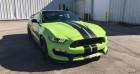 Ford Mustang Shelby gt350 v8 5.2l bvm6 533hp Vert à PONTAULT COMBAULT 77
