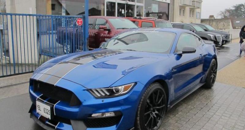 Ford Mustang Shelby GT350 V8 5.2L Bleu occasion à Le Coudray-montceaux