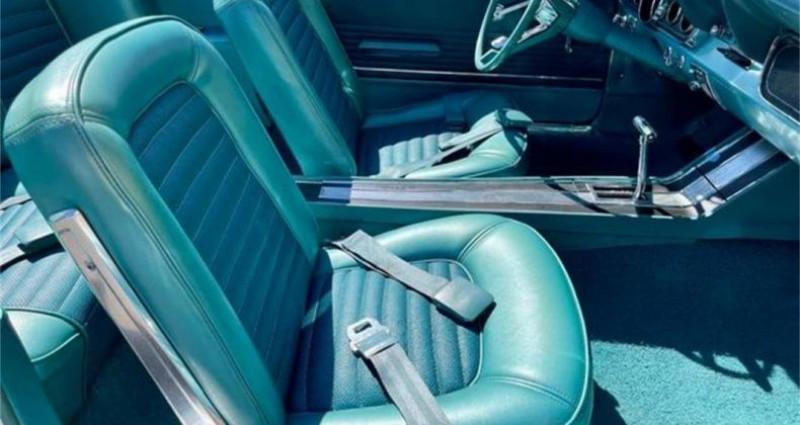 Ford Mustang V8 2889 1966 prix tout compris Blanc occasion à Paris - photo n°2