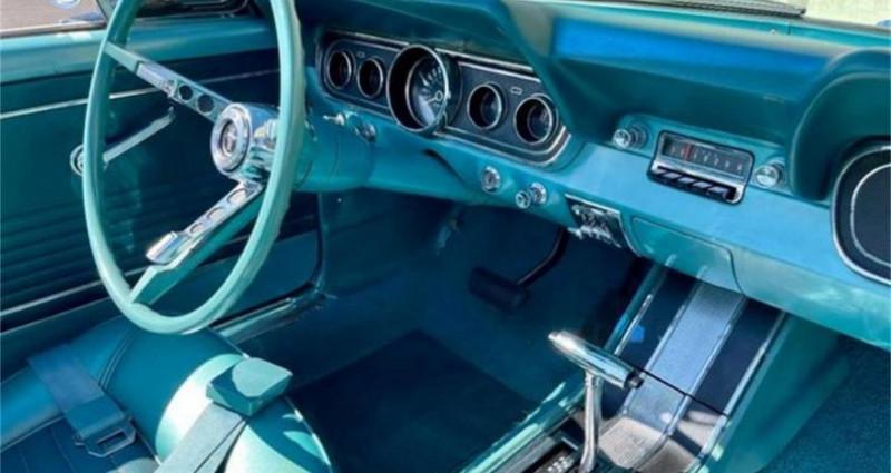 Ford Mustang V8 2889 1966 prix tout compris Blanc occasion à Paris - photo n°7