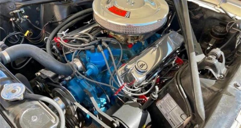 Ford Mustang V8 2889 1966 prix tout compris Blanc occasion à Paris - photo n°6