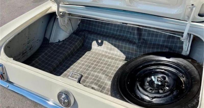 Ford Mustang V8 2889 1966 prix tout compris Blanc occasion à Paris - photo n°5