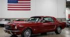 Ford Mustang V8 289 1965 prix tout compris Rouge à PONTAULT COMBAULT 77
