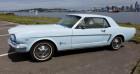 Ford Mustang V8 289 1965 prix tout compris Blanc à PONTAULT COMBAULT 77