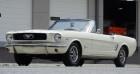 Ford Mustang V8 289 1966 cabriolet prix tout compris Blanc à PONTAULT COMBAULT 77