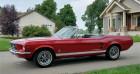 Ford Mustang V8 289 1967 prix tout compris Rouge à PONTAULT COMBAULT 77