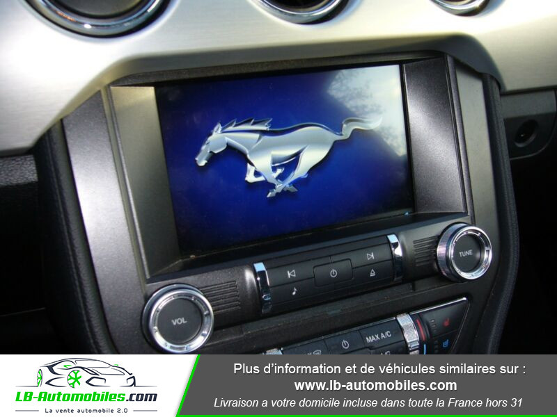 Ford Mustang V8 5.0 421 / GT A Blanc occasion à Beaupuy - photo n°3