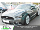 Ford Mustang V8 5.0 421 / GT Gris à Beaupuy 31