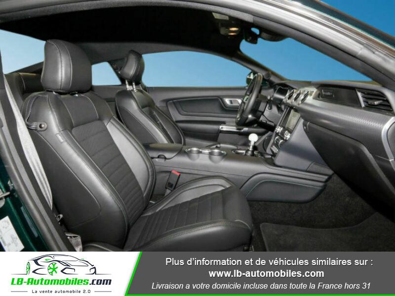 Ford Mustang V8 5.0 / Bullitt Vert occasion à Beaupuy - photo n°18