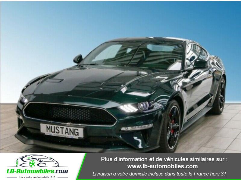 Ford Mustang V8 5.0 / Bullitt Vert occasion à Beaupuy