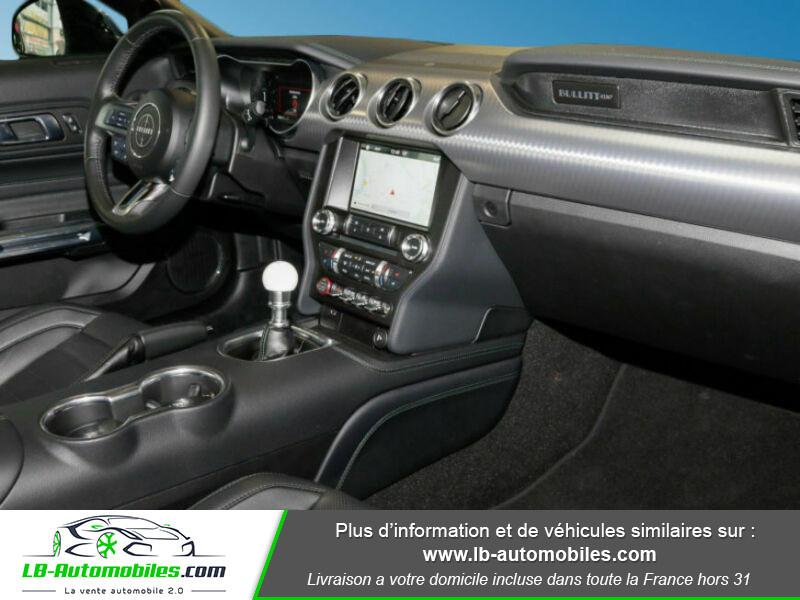 Ford Mustang V8 5.0 / Bullitt Vert occasion à Beaupuy - photo n°2