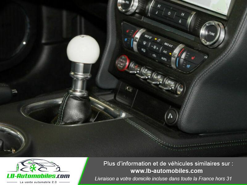 Ford Mustang V8 5.0 / Bullitt Vert occasion à Beaupuy - photo n°20