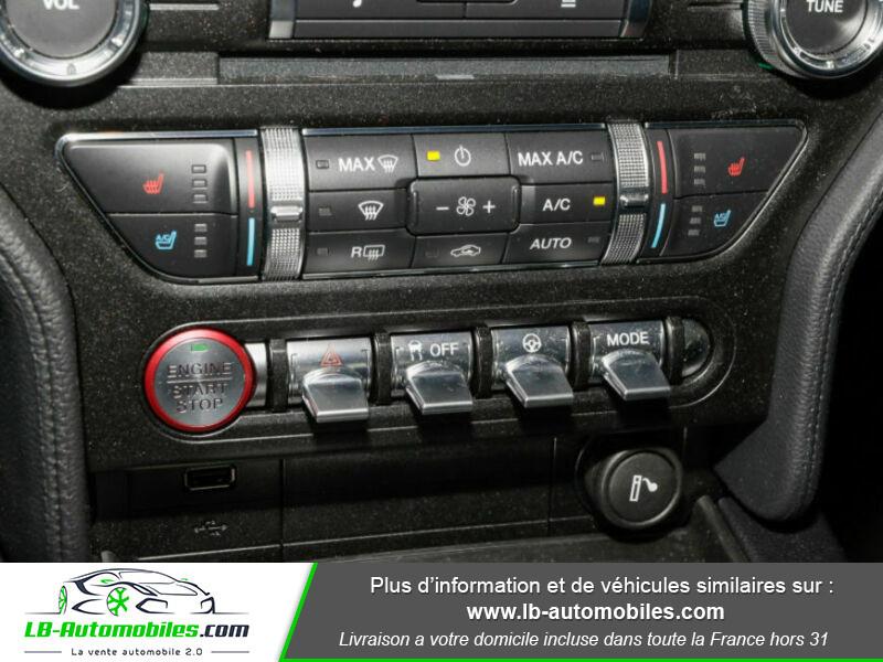 Ford Mustang V8 5.0 / Bullitt Vert occasion à Beaupuy - photo n°12