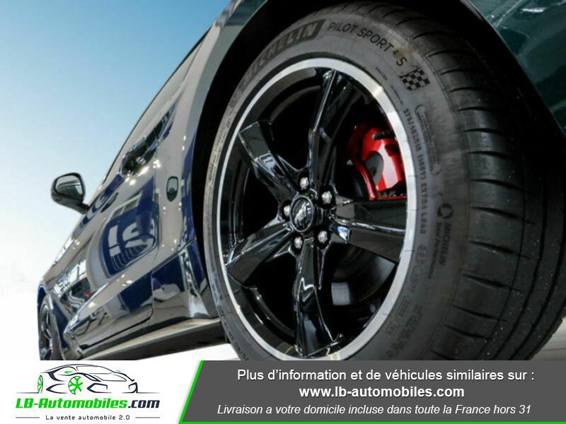 Ford Mustang V8 5.0 / Bullitt Vert occasion à Beaupuy - photo n°14