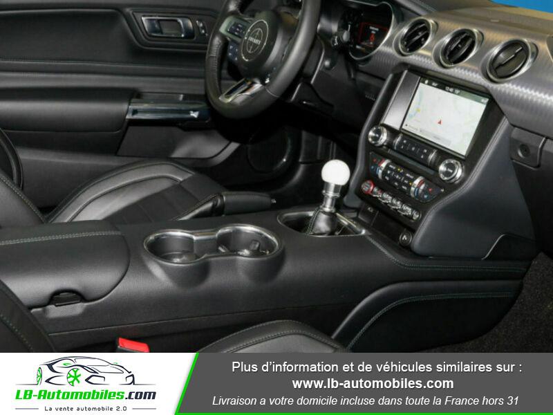 Ford Mustang V8 5.0 / Bullitt Vert occasion à Beaupuy - photo n°19